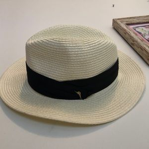 TOMMY BAHAMA paper beach hat